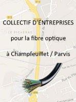 Collectif Pour La Fibre A Champfeuillet Logo